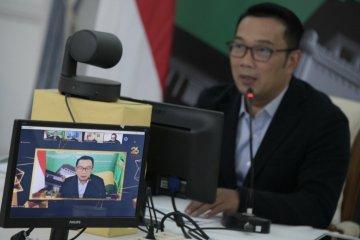 Gubernur: Empat lembaga awasi penggunaan pinjaman Dana PEN di Jawa Barat