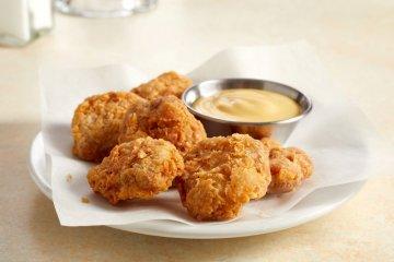 """""""Chicken bites"""" hasil budidaya laboratorium mulai dijual di Singapura"""