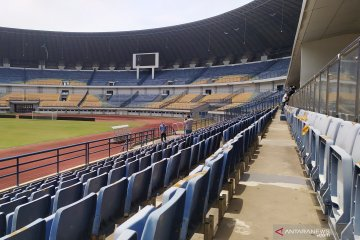 Pemkot Bandung upayakan dua sarana olahraga jadi tempat isolasi pasien corona