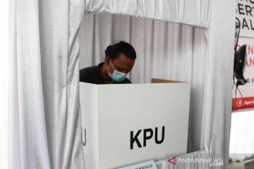 KPU Karawang targetkan 77 persen partisipasi pemilih Pilkada