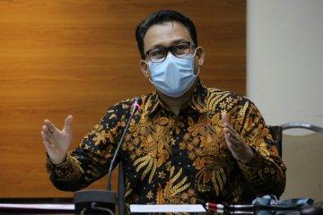 KPK sita catatan penerimaan keuangan kasus suap Wali Kota Cimahi