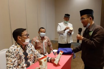 "500 pondok pesantren ikuti pameran virtual ""One Pesantren One Product"" 2020"