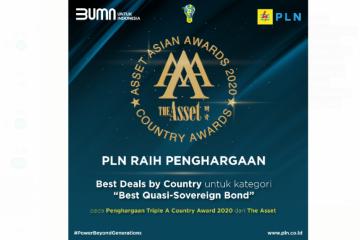 PLN Sabet Penghargaan dari The Asset Asian Awards
