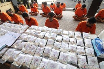 Ungkap peredaran narkoba