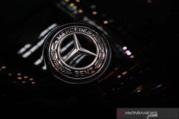 Mercedes-Benz isyaratkan boyong mobil listrik ke Indonesia pada 2021
