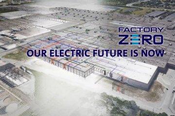 GM lengkapi pabrik Zero dengan koneksi 5G