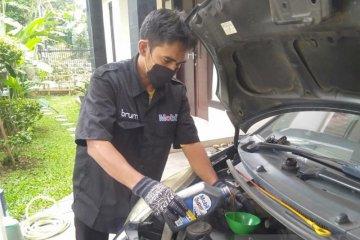 ExxonMobil-Garasi.id ajak servis mobil di rumah jelang musim liburan