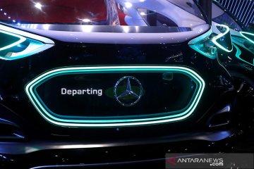 Mercedes-Benz produksi EV di China, sambut pemulihan ekonomi Asia