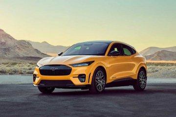 Ford rilis Mustang listrik tercepat ke 100km/jam 3,5 detik