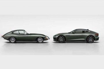 Jaguar F-Type Heritage edisi khusus cuma 60 unit di dunia