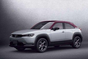 Mazda MX-30 mobil berdesain terbaik di Jepang
