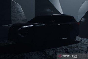 Mitsubishi ungkap gambar Outlander generasi terbaru