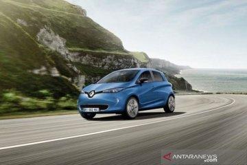 Renault Zoe mobil listrik terlaris di Eropa