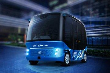 Perusahaan China Baidu dapat lampu hijau uji mobil swakemudi di AS