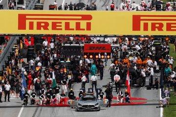 Musim balapan Formula 1 yang aneh dalam retrospeksi