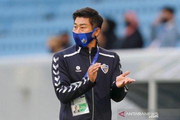 Kim minta Ulsan fokus ke final Liga Champions Asia