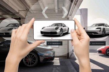 Porsche punya saluran penjualan digital untuk pasar Eropa