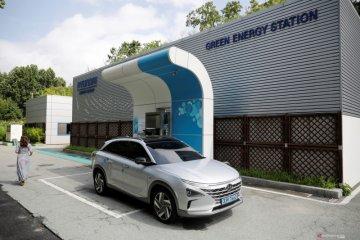 Apple - Hyundai bahas mobil listrik & baterai, berpeluang kerja sama?