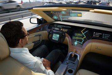 Jaringan 5G bisa parkirkan mobil otomatis?
