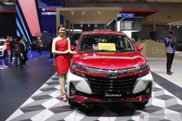 Lima merek otomotif penjualan tertinggi di Indonesia