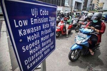 Dinas LH DKI umumkan kendaraan tak ikut uji emisi bisa kena tilang