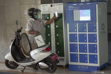 Pertamina mulai produksi baterai listrik untuk sepeda motor