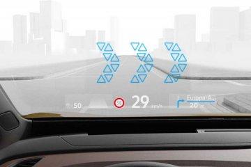 """VW akan bawa fitur mewah """"head-up AR"""" ke mobil kompak"""