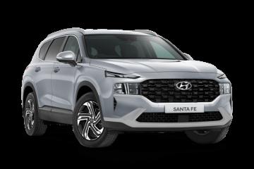 Hyundai Santa Fe 2021 meluncur dengan dua pilihan mesin