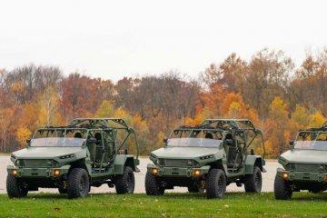 Dapat kontrak 214 juta dolar, GM renovasi pabrik kendaraan militer