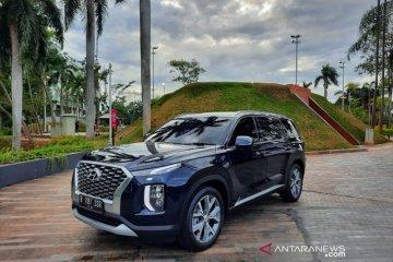 Hyundai Palisade dapat sambutan baik dari konsumen Indonesia