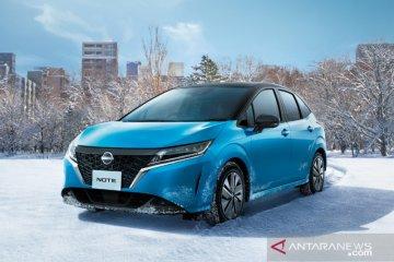 Nissan Note e-Power AWD 2021 siap hadir di Jepang