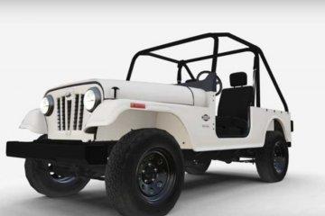 Mahindra bisa jual Roxor, sempat dituduh jiplak Jeep