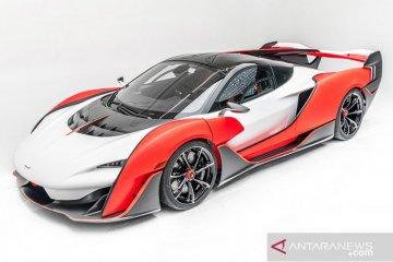 McLaren Sabre hadir dengan jumlah terbatas
