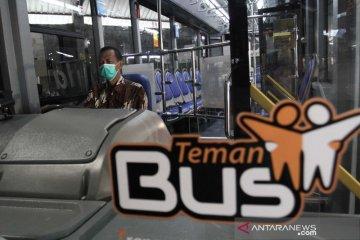 Bus Trans Jogja kini dilengkapi teknologi kamera pengawas dan pendeteksi kecepatan