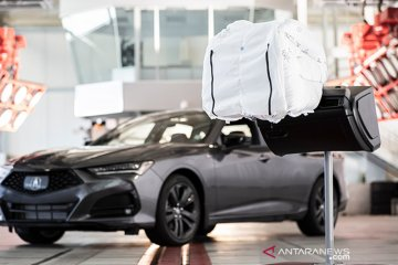 Airbag All New Acura TLX bisa kurangi trauma kepala akibat benturan
