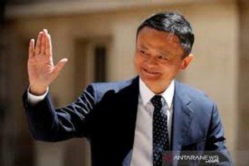 Jack Ma muncul di depan umum, berkunjung ke kampus Alibaba