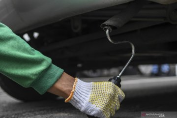 10 langkah kendaraan lolos uji emisi gas buang
