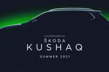 SUV Skoda Kushaq hadir untuk India