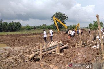 Kudus cek status tanah di bantaran Sungai Gelis terkena normalisasi