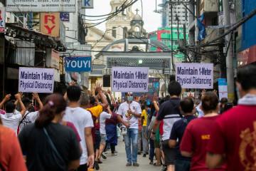 Filipina larang perjalanan dari Malaysia, Thailand