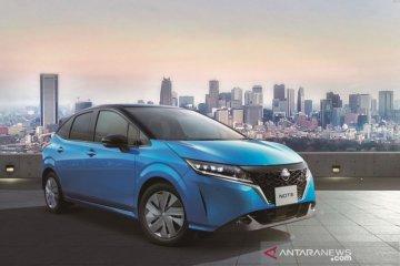 Produksi Nissan Note dipangkas karena kekurangan komponen chip