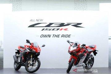All New CBR150R siap mengaspal di Indonesia