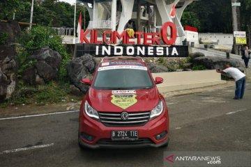 DFSK Glory 580 menjelajah Sumatera