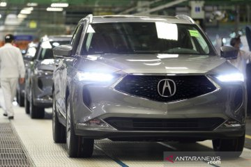 All-New Acura MDX 2022 mulai produksi di Ohio