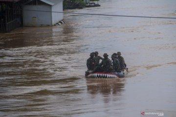 Hoaks, video mobil terseret banjir di Kalimantan Selatan