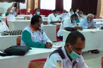 KONI Papua kumpulkan 37 pengurus cabor untuk sukses prestasi PON XX