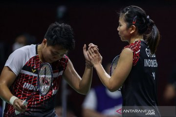 Tersisa hanya tiga wakil Indonesia di perempat final Thailand Open
