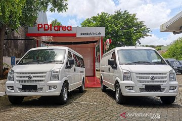 DFSK mulai jual Gelora versi minibus, harga Rp185 juta