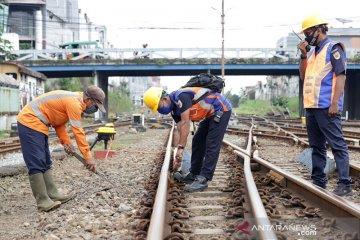 2021, KAI kembangkan kecerdasan buatan untuk perawatan kereta