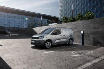 Peugeot e-Partner meluncur di Eropa pada akhir tahun